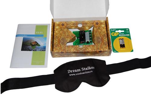 DreamStalker - Lucid Dream Induction Device