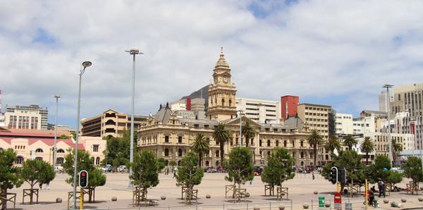 Кейптаун здания